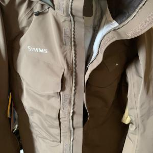 SIMMS  フィッシングジャケット