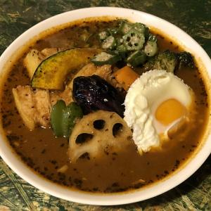 ファットバンブー 札幌東区元町に店舗を構えるスープカレーの名店を初体験