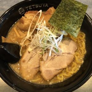 らーめんてつや平岡店 札幌を代表する名店で正油角煮らーめんを実食!