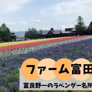 ファーム富田 富良野一のラベンダー畑!見どころ&人気スポットを画像50枚でご紹介!