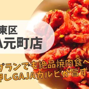 【ガヤ GAJA元町店】バリエーション豊富な絶品焼肉が食べ放題!GAJAカルビが人気のお店【札幌市東区】