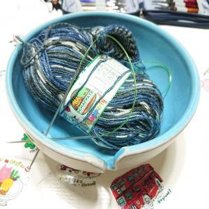 編み物グッズと暮らす日々