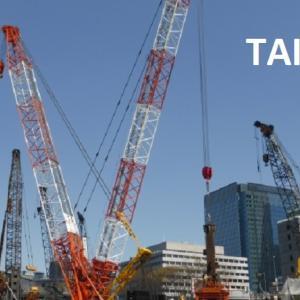 【2020年版】大成建設(1801)株価 過去10年間の月別上昇・下落推移
