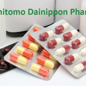 【2020年版】大日本住友製薬(4506)株価 過去10年間の月別上昇・下落推移