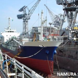 【2020年版】名村造船所(7014)株価 過去10年間の月別上昇・下落推移