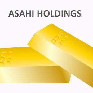 【2020年版】アサヒホールディングス(5857)株価 過去10年間の月別上昇・下落推移