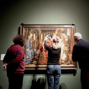 ファン・エイク展 / Van Eyck. An Optical Revolution