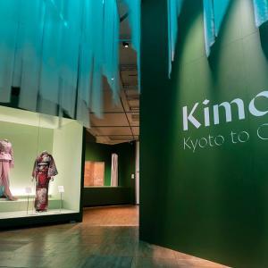 Kimono: Kyoto to Catwalk@ロンドン・V&A [Log30]