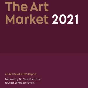 2020年 世界のアート市場は約22%減 / The Art Market 2020 [Log40]