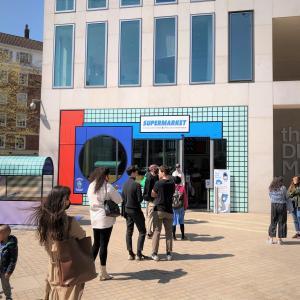 Creativity is essential : Supermarket @ ロンドン Design Museum [Log 41]