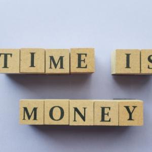 【時は金なり】勉強法??いいえ、時間です。時間は何よりも大切な資本です。