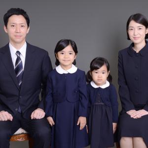 2020 幼稚園・小学校受験 お客様ギャラリー【ご家族写真】