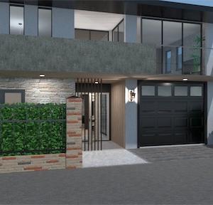 「こんな家に住みたい」という想いだけで、建築パースを描き進めてみた結果!?