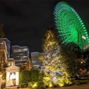 【みなとみらい】夜の横浜に心を奪われました。