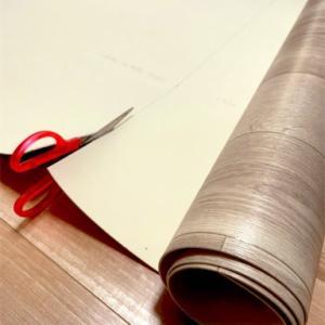 【初心者ができる】クッションフロア「両面テープ貼り工法」のセルフリノベ!