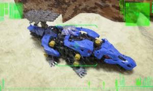 アサルトブーストユニットとバスターレーダーユニット