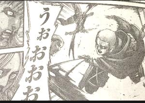進撃の巨人コニーがライナー・アニを助けた場面を検証!「懐古」の意味も?【129話】