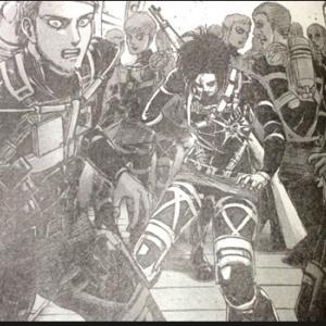 【進撃の巨人】サシャ死亡!ガビに撃たれ。マーレ編での伏線を検証!