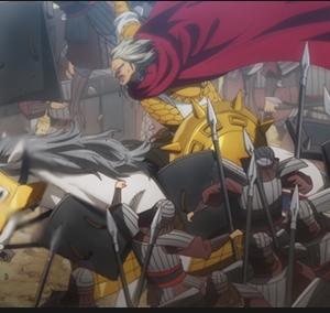 キングダムアニメ3期2話「函谷関攻防戦」あらすじ感想解説!昌平君と蒙武の伏線をチェック