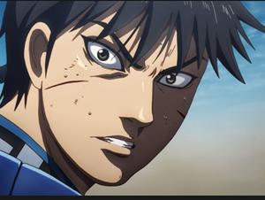 キングダムアニメ3期4話「二つの戦場」あらすじ感想解説!趙の慶舎と李牧の出会いとは