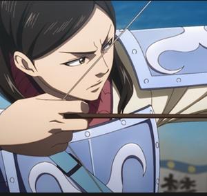キングダムアニメ3期5話「若き将の台頭」あらすじ感想解説!呉鳳明と白麗とは