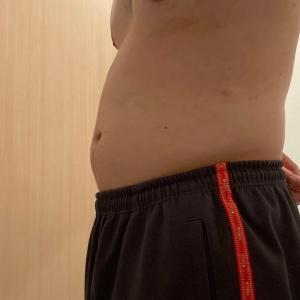 『太ったね』と言われて・・・、ベスト・キッドとは・・・