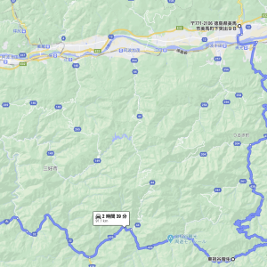 西日本で2番目に高い山と四国の秘境1【剣山、奥祖谷】