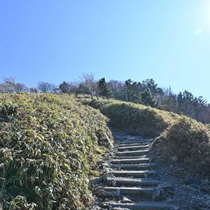 西日本で2番目に高い山と四国の秘境2【剣山・霧氷】