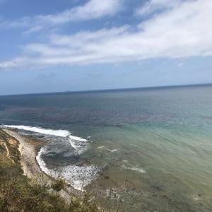 海辺ハイキング&独立記念日写真がもう撮れた