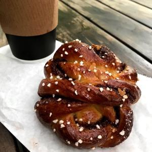 美味しいパンとコーヒーは幸せの元@アーツディストリクト