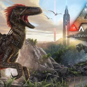 【超人気PC、PS4、SWゲーム】再熱している今話題の神ゲーARK:Survival Evolvedをご紹介!第一回