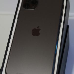 タピオカで噂のiPhone11MaxProに機種変更しました!