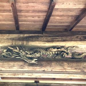 沢田八幡神社さん(彫刻)丹波篠山