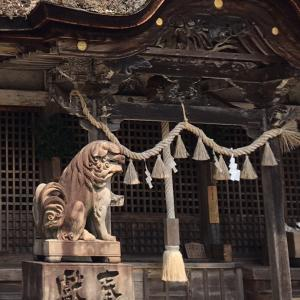 柏原八幡神社(丹波市柏原町)②