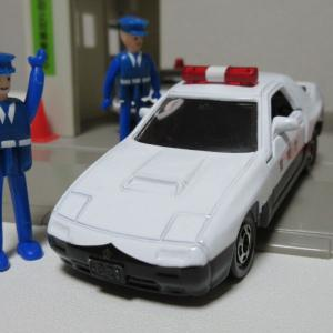 RX-7(FC3S) パトカー
