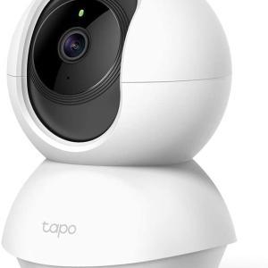 【Amazon Alexa 認定取得】 TP-Link ネットワークWi-Fiカメラ ペットカメラ フルHD 屋内カメラ 夜間撮影 相互音声会話 動作検知 スマホ通知 Tapo C200 3年保証
