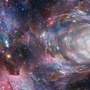 ブラックホール 吸い込まれたら