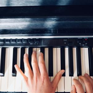 50代から始めるピアノ(現在鋭意練習中)
