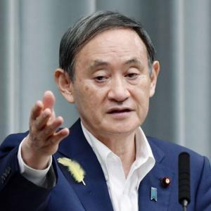 韓国・反応 日本、「安倍謝罪像」事実なら「日韓関係に決定的影響」
