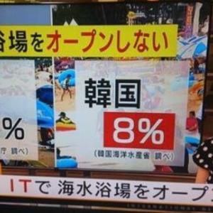 韓国・反応 日本NHK、IT活用海水浴場開いた韓国の事例紹介