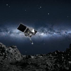 韓国・反応 米探査船小惑星べンヌに10秒間タッチダウン...太陽系の秘密解くだろうか