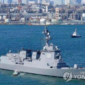 韓国・反応 日本「イージスアショア」代案でイージス艦2隻建造来月確定