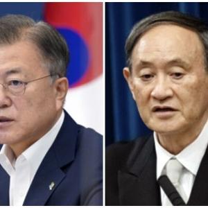 韓国・反応 手を差し出す韓、拒否する日、「文大統領オリンピック訪日しても首脳会談は難しい」