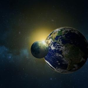 韓国・反応 「地球-月」距離が今の半分に近づくならば?