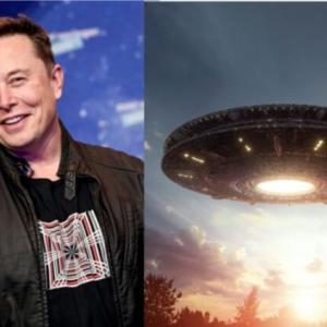 韓国・反応 「UFOはいる」宇宙船撃ったイーロンマスクの軽はずみな発言?