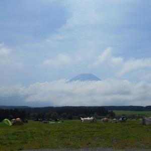 富士麓車中泊紀行  高原のディスカバリー