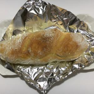パンの発酵・焼き加減手探り中