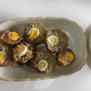 うずら卵祭り