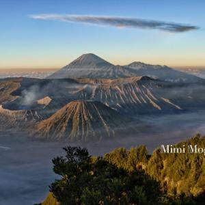 インドネシア9日旅〜その8〜ブロモ山