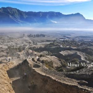 インドネシア9日旅〜その9〜ブロモ山